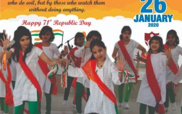 Republic Day Celebrations - 2019-2020