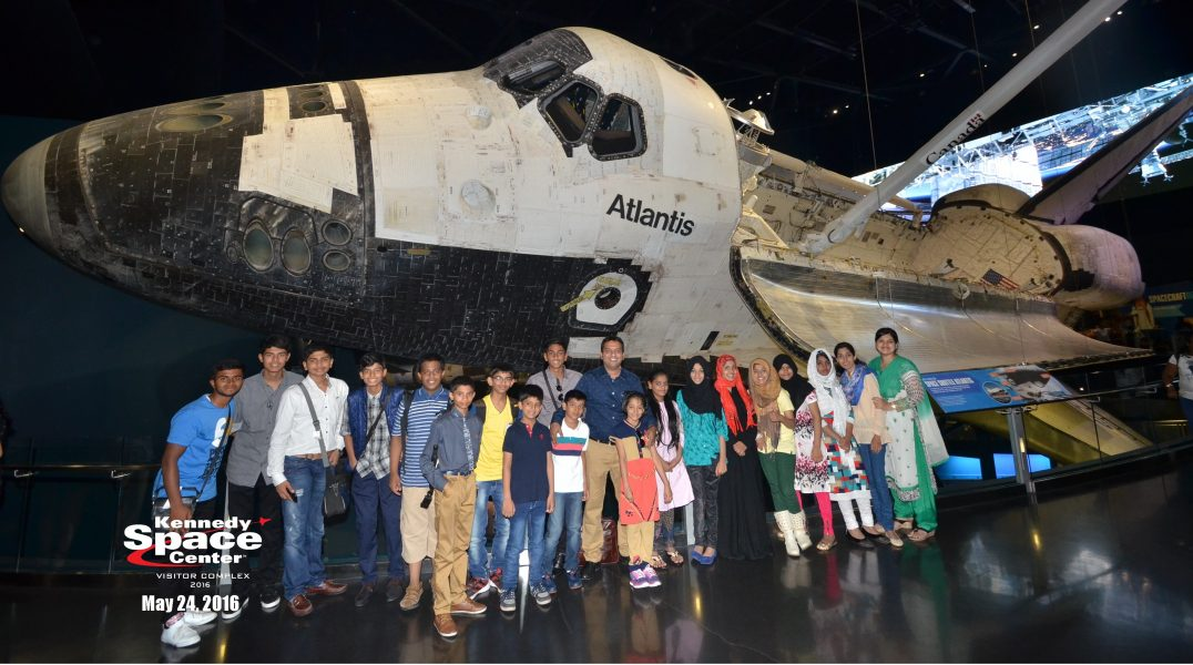 Kennedy Space Center (24th May 2016)
